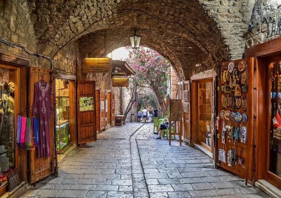 Libanon - exotické zájezdy a pobyty